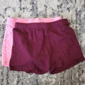 Justice Pink Jeans Shorts || Girls Set of 2 Short